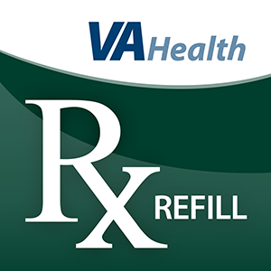 RX Refill - Mobile App Icon