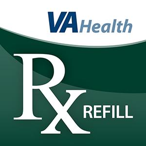 RX Refill - Mobile App Icon