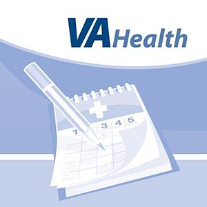 VA Online Scheduling App Icon