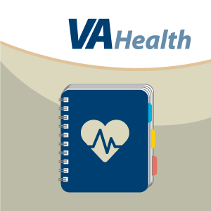 App icon- MyVA Health Journal