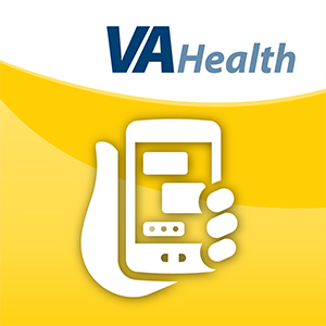 VA Health Chat App Icon
