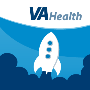 App icon- VA Launchpad for Veterans