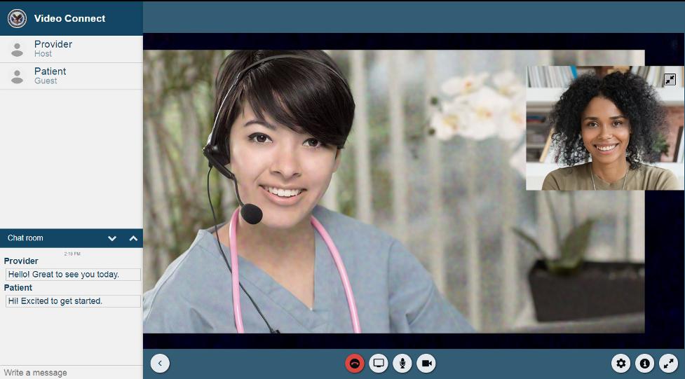 VA Video Connect | VA Mobile